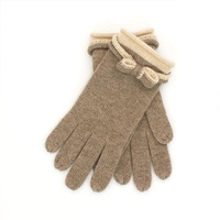 100% Cashmere Gloves Wholesale