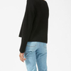 The Cashmere Rib Boatneck
