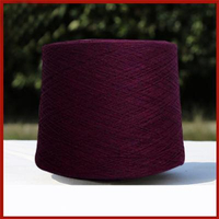 50% Yak 50% Cashmere Yarn 1 / 16Nm